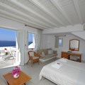 Superior Family Room with Sea View (4 adults or 2 adults and 3 children)
