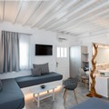 Superior triple room with partial sea view - n.1 (3-4 persons)