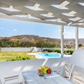 Villa with pool view - Yellow (6 persons)