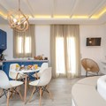 Villa with sea view - Blue (9 persons)