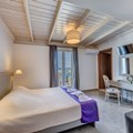 Deluxe double/twin room (2nd floor) with balcony and sea view