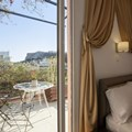 Family room with Acropolis view (4 persons)