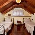 1st floor attic-twin bedroom B (east wing)