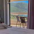 Studio with sea view (2 adults, 2 children)