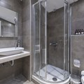 Single and Double room bathroom