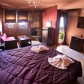 Junior suite with lake view - Agrafa (2 adults, 2 children)