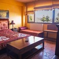 Junior suite with lake view - Kissavos (2 adults, 2 children)