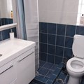 2nd bathroom with shower (1st floor)