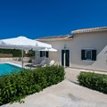 Villa with Private Pool and Partial Sea View (6 persons)