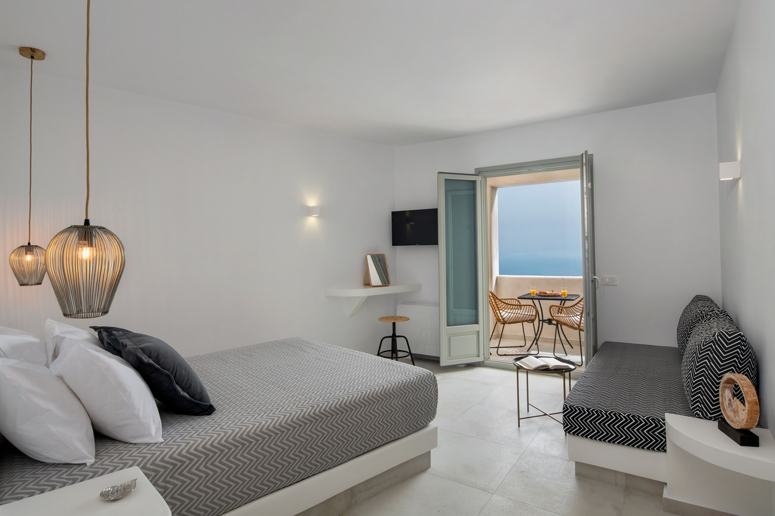Junior Suite with Sea View - Petra (2-3 persons)