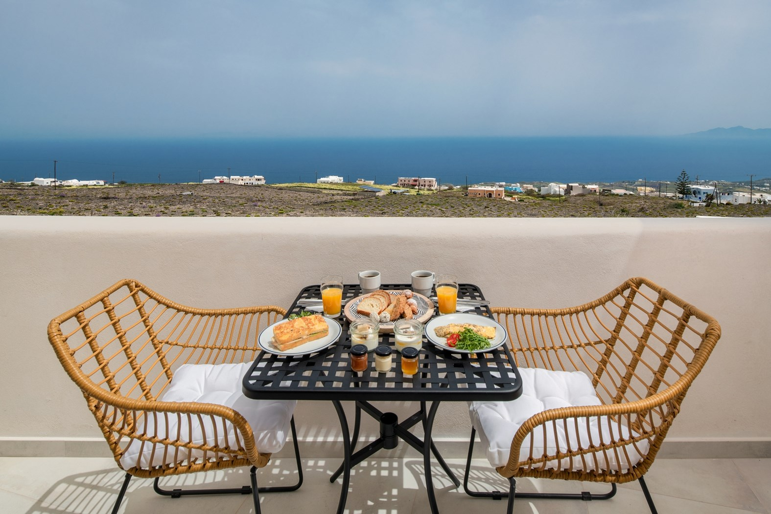 Superior Suite with Sea View - Anemos (2-3 persons)