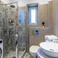 Bathroom with shower (upper level)