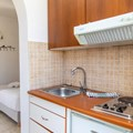 Studio apartment with garden view (2 persons)