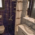Odysseus ground floor ensuite shower