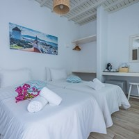 Double or Twin Room with patio - Atrium – Νο.6