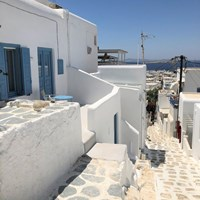Cozy Studio with Town and Sea View (3 persons)  - Νο.11