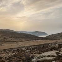 Mykonian landscape